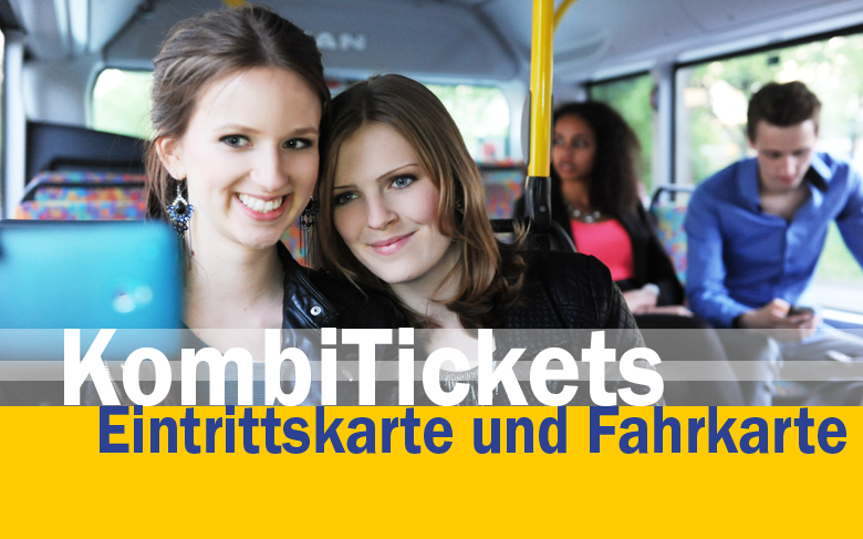 Ticketinfos Kombi Tickets Titel